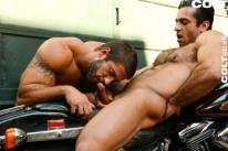 Carlo Masi And Adam Champ from Colt Studio