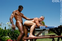 Adam Dexter And Cody Cooper from Colt Studio