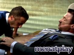 Interrogation Room from Men At Play