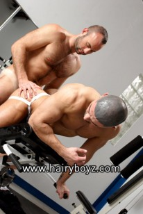 Collin And Francois from Hairy Boyz