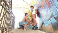 Graffiti from Bel Ami Online