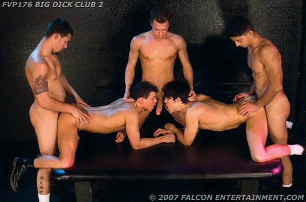 Falcon big dick