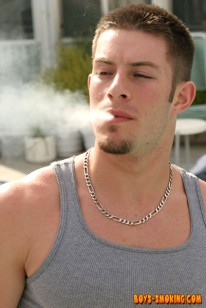 Mike Roberts from Boys Smoking