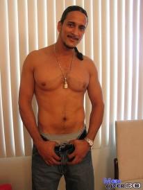 Macho Caliente from Men Over 30