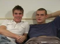 Leo And Scott from Blake Mason