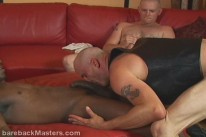 Double Fuck from Bareback Masters