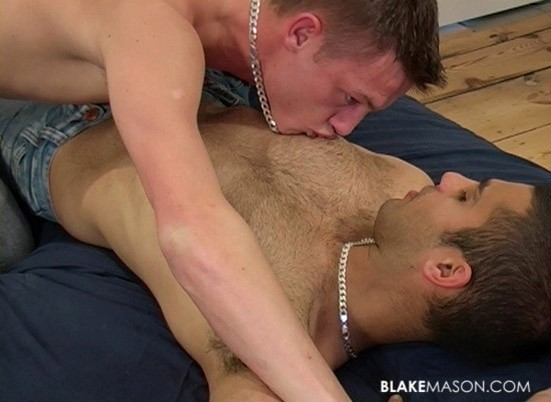Tristan and kai having sex