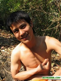 Sexy Stud Outdoors from Boykakke