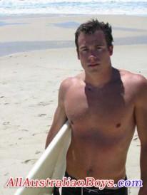 Ben from All Australian Boys