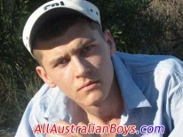 Byron from All Australian Boys