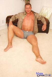 Aaron Giant from Men Over 30