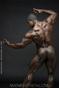 Sean Jones from Manifest Men