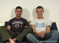 Jack And Robbie from Blake Mason