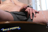 Mike Roberts from Boys Pissing
