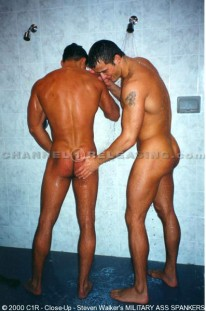 Military Ass Spankers from C1r