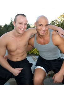 Riddick And Kenny from Next Door Buddies
