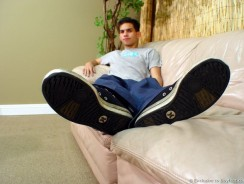 Joels Feet from Boy Feet