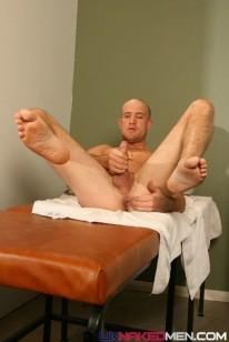Harris Injury Time from Uk Naked Men