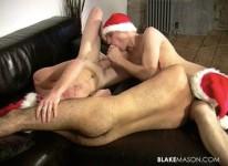 Holiday Threesome from Blake Mason