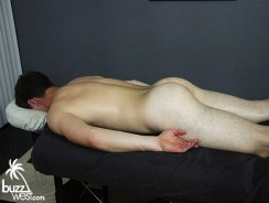 Clays First Handjob from Buzz West