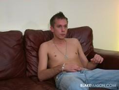 Horny Matt from Blake Mason