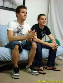 Aiden And Tyler 2 from Broke Straight Boys