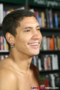 Book Lovers from Uk Naked Men