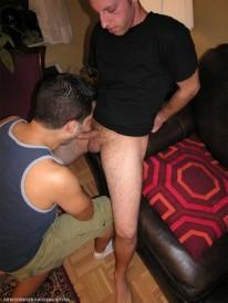 Michaels Bj from New York Straight Men