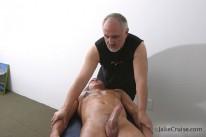 Burt Martens Massage from Jake Cruise