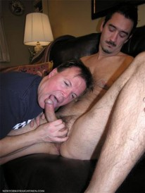 Jim And A Viewer from New York Straight Men
