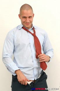 Ben Mason In The Office from Uk Naked Men