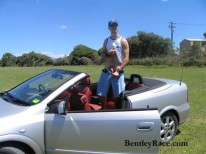 Rag Top Fun from Bentleyrace
