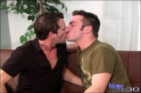 Lee And Chad from Men Over 30