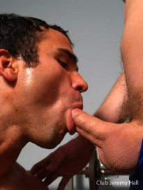 Jeremy Loves Dick from Club Jeremy Hall