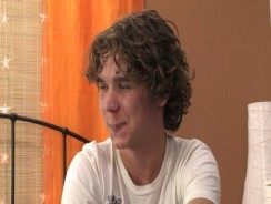 Sebastians Interview from Boy Crush