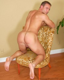Dillon Woode Busts A Nut from College Dudes