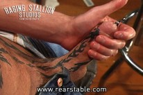 Inkstorm from Raging Stallion