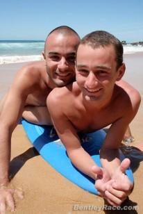 Boy Beach from Bentleyrace