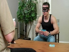 Strip Poker With Ricky from Maskurbate
