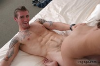 David Taylor from Straight Guys For Gay Eyes