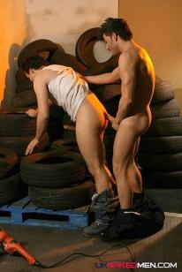 Dirty Mechanics 2 from Uk Naked Men