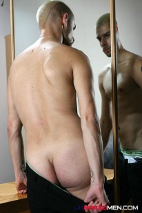 Sam In The Mirror from Uk Naked Men