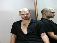 Sam In The Mirror from Uk Naked Men