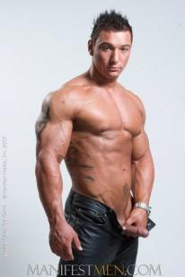Caleb Delgatto from Manifest Men