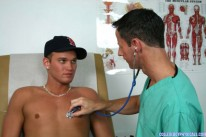 Danny And Dustin from College Boy Physicals