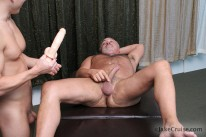 Tommy Massages Jake from Jake Cruise