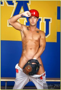Pitcher And Catcher from Hot Jocks Nice Cocks