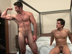 Berke And Devin from Sean Cody
