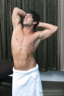 Tony Capuccis Massage from Jake Cruise