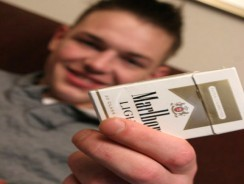 Jeremiah from Boys Smoking